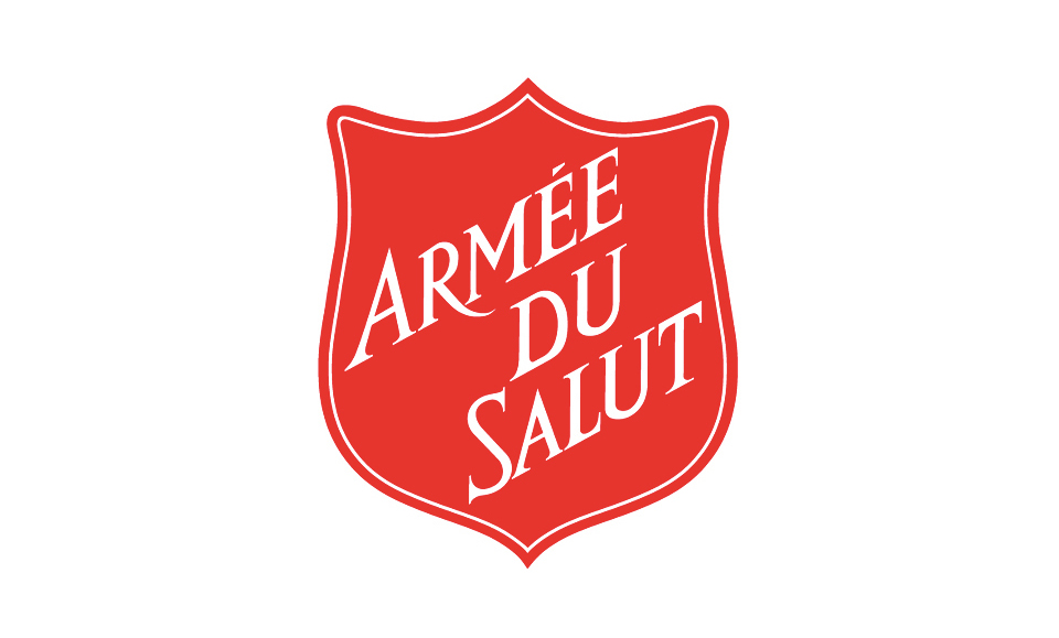 Salvation Army logo according to the visual identity