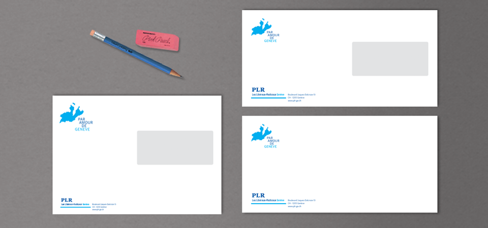 Overview of the envelopes