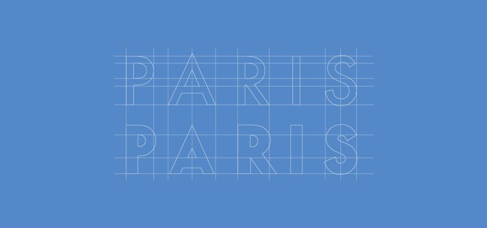 Online contest typography