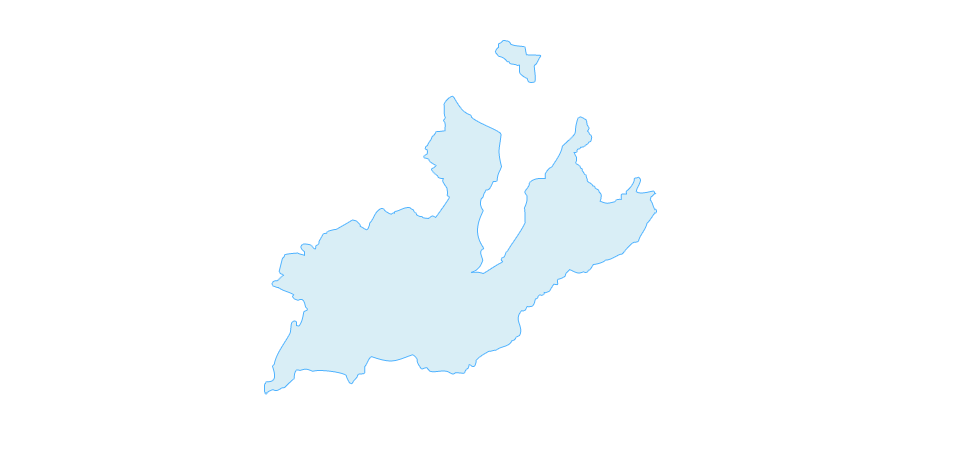 Drawing of the Geneva area
