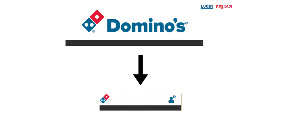 new Domino's Logo