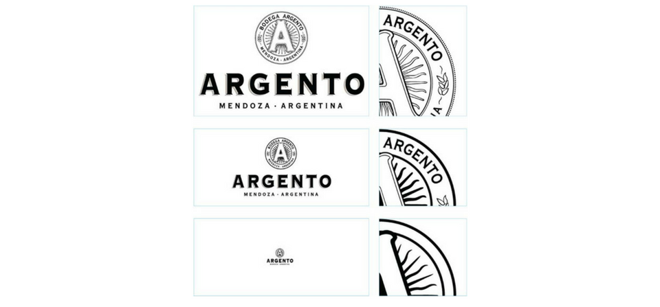 Argentinian vineyards brand