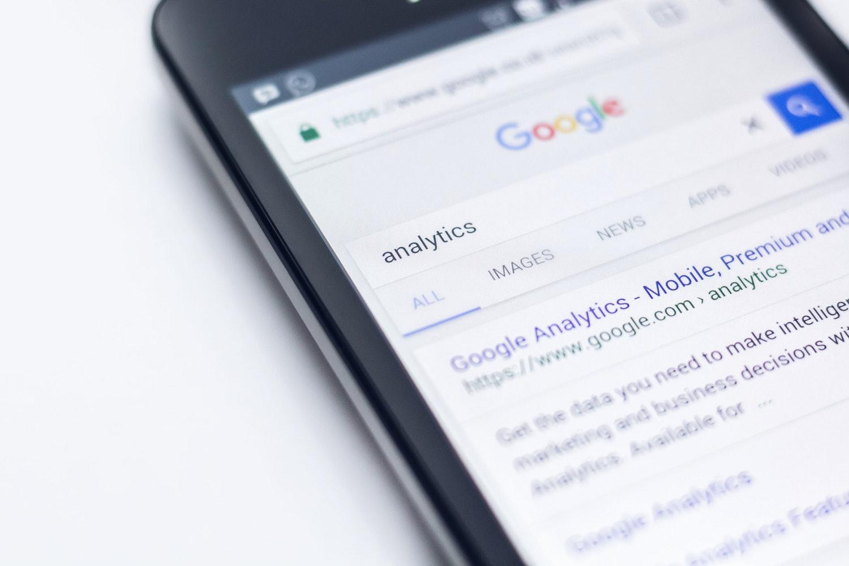 track SEO with Google Analytics