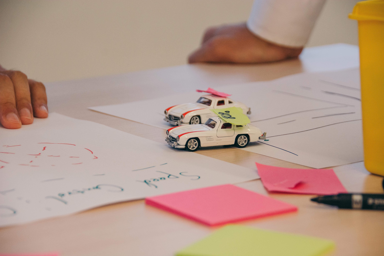 Daimler Service Design Workshop