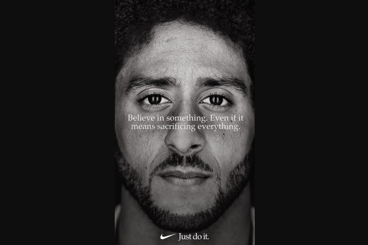 Nike Colin Kaepernick campaign