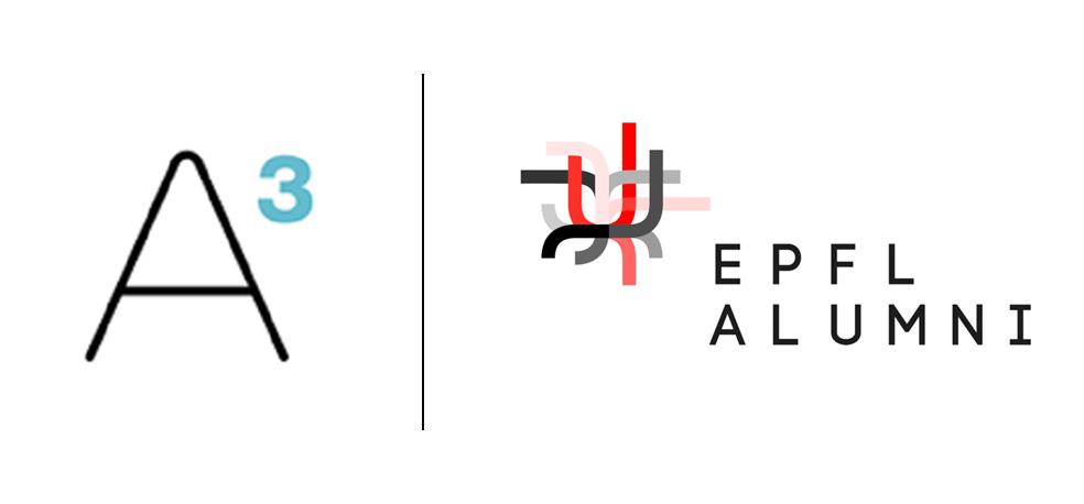 Epfl alumni logo old vs. new