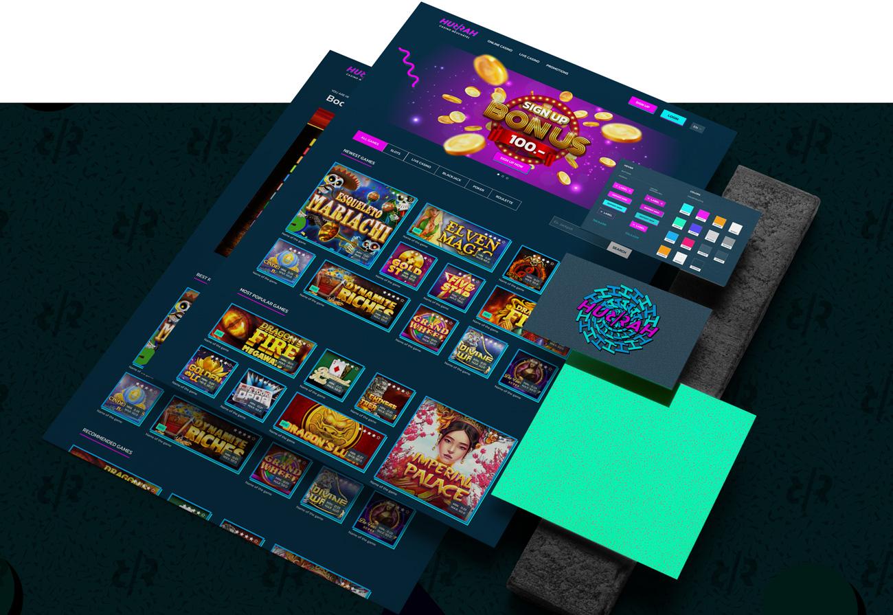 Basics Casino hurrah2